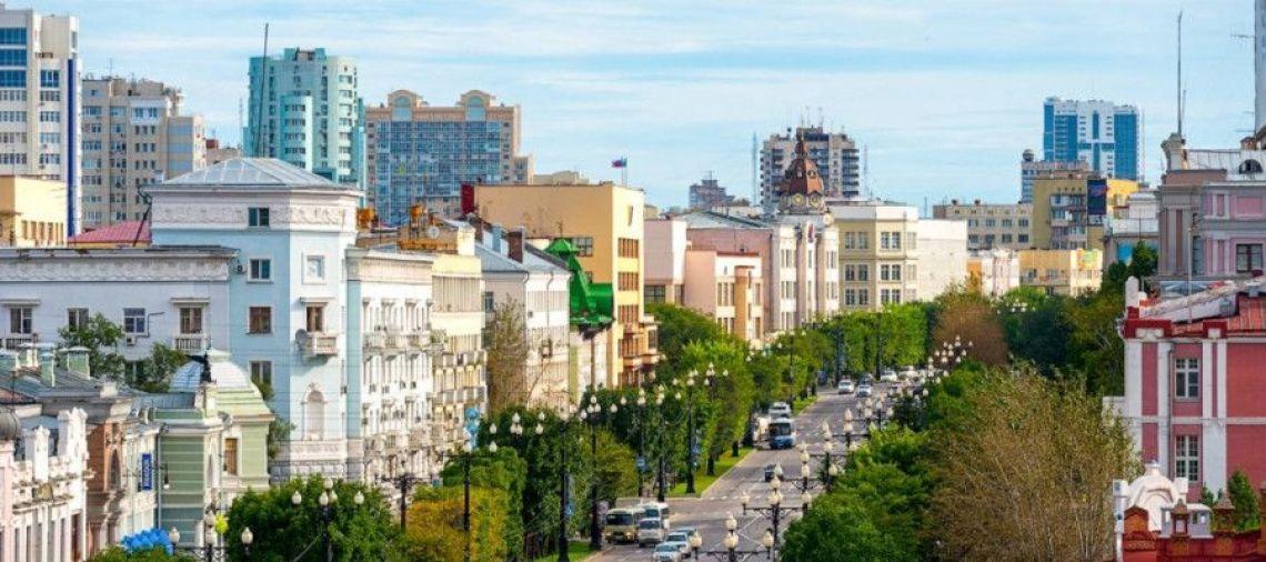 «Дальневосточный съезд экологов в Хабаровске»