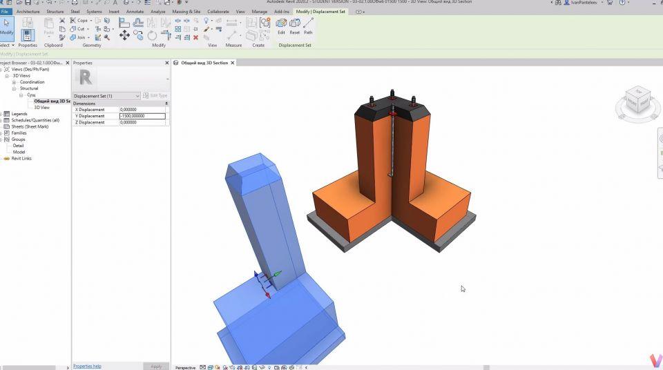 """Новые видеоролики, посвященные работе в Autodesk Revit• Сложный разрез на 3D виде в Autodesk Revit. Видеоролик, который покажет способ, как сделать интересный разрез на 3D виде используя стандартные инструменты.• Сортировка профилей металлических конструкций. Краткий видеоролик, который покажет возможность сортировки профилей в спецификации металлических конструкций. С помощью одного параметра ты сможешь настроить сортировку, группировку, фильтрацию и отображение профилей как тебе удобно. В данном видео используется спецификация """"Ведомость элементов"""" (https://youtu.be/-oVPZrvkKwU).#видео #bim"""