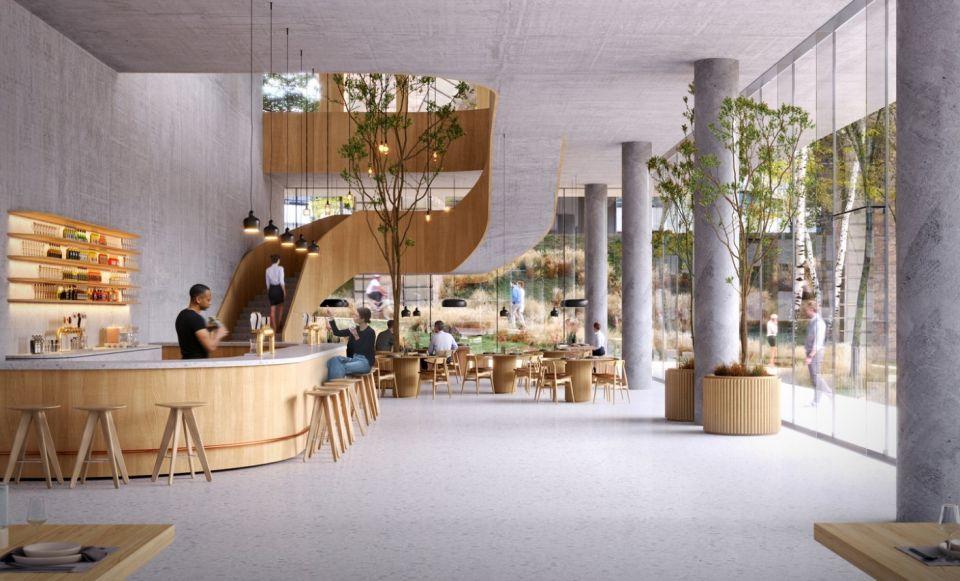 """В Швейцарии возводят деревянное здание высотой 85 метровТандем проектных организаций, состоящий из датской архитектурной фирмы """"3XN"""" и швейцарской компании """"Itten Brechbühl"""" ведет разработку проекта многофункциональной башни высотой 85 метров """"Tilia Tower"""" в быстро развивающемся районе Прилли-Малли, в западном пригороде Лозанны (Швейцария).В качестве основного конструктивного материала разработчики предусматривают древесину - современное, надежное и экологичное решение с прекрасным тактильным выражением.Общая площадь 26-этажного здания составляет 37 000 м2. В башне будут располагаться апартаменты, гостиница, помещения коворкинга, кафе и торговые точки.#небоскребы #деревянныеконструкции"""