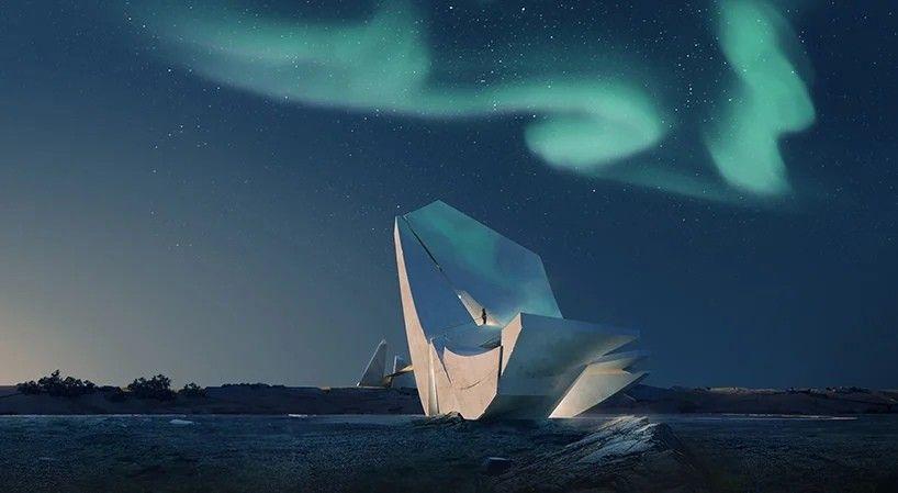 'Anchor of the plates' - проект на стыке литосферных плит в ИсландииОстров Исландия расположен на стыке двух литосферных плит: Евразийской и Северо-Американской. Ежегодно плиты удаляются друг от друга на 2-7 см. Из-за этого образовалась огромная трещина, которую видно на суше (так называемая рифтовая долина). Эта трещина расколола дно расположенного здесь озера Тингвадлаватн, образовав лавовое ущелье Сильфра. Еще в начале 20 века в зоне разлома был создан национальный парк Тингведлир, который внесен в список Всемирного наследия ЮНЕСКО. Это уникальное место, в котором можно в буквальном смысле перейти с одного континента на другой, при этом оставаясь на суше.Китайская архитектурная фирма 00group предложила к реализации необычный проект для необычного места. В парке предлагается построить два здания со смотровыми площадками: одно будет стоять на Евразийской плите, а другое – на Северо-Американской. Башни свяжут подвесным мостом, длина которого будет регулироваться специальной натяжной системой на барабанах. Актуальное расстояние разрыва между плитами будет определяться датчиками мониторинговой системы наблюдения. Считанные с датчиков данные будут обрабатываться компьютером и выводиться на экраны в наблюдательных центрах, расположенных внутри зданий. Данные будут сопровождаться необходимой поясняющей информацией.Проект будет выполнять культурную и образовательную функции. Посетители смогут не только ознакомиться с теорией движения литосферных плит, но и прочувствовать на своем опыте колоссальную мощь этих геологических процессов.#общественныездания #исландия