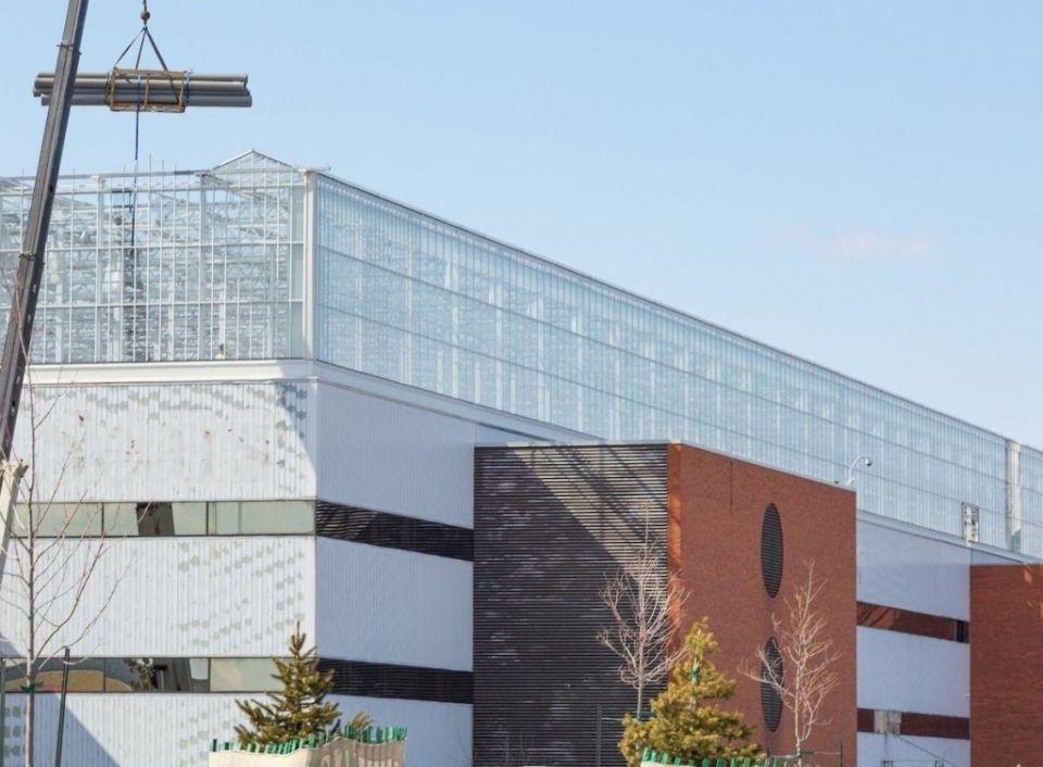 """Современная тенденция - теплицы на крыше зданий в крупных городахОсновоположником строительства коммерческих теплиц на крышах зданий считается канадская компания Lufa Farms. Первая теплица такого типа, служащая для выращивания овощей в промышленных масштабах была построена этой фирмой на крыше супермаркета в Монреале в 2011 году.Опыт получил распространение, и в течение нескольких лет такие надстройки-теплицы стали появляться в других регионах Канады, а также в США и Европе. Американская компания Gotham Greens, построила восемь теплиц на крышах в Нью-Йорке, Чикаго и Денвере. Несколько лет назад в Гааге на крыше бывшего завода Philips была возведена стеклянная теплица площадью 1200 м2.""""Рекордсменом"""" среди таких сооружений в настоящее время является новая теплица, построенная в 2020 году основоположниками тенденции, компанией Lufa Farms, на крыше склада в Монреале. Ее площадь составляет 15000 м2.Разработчики проекта отмечают, что строительство теплиц на крышах имеет целый ряд преимуществ. Во-первых, для создания условий используются теплоизбытки от работы инженерных систем здания. Во-вторых, выращивая зелень непосредственно в черте города, исключается целый блок логистических операций и перевозки, что значительно увеличивает рентабельность и снижает вредные выбросы.#теплицы"""