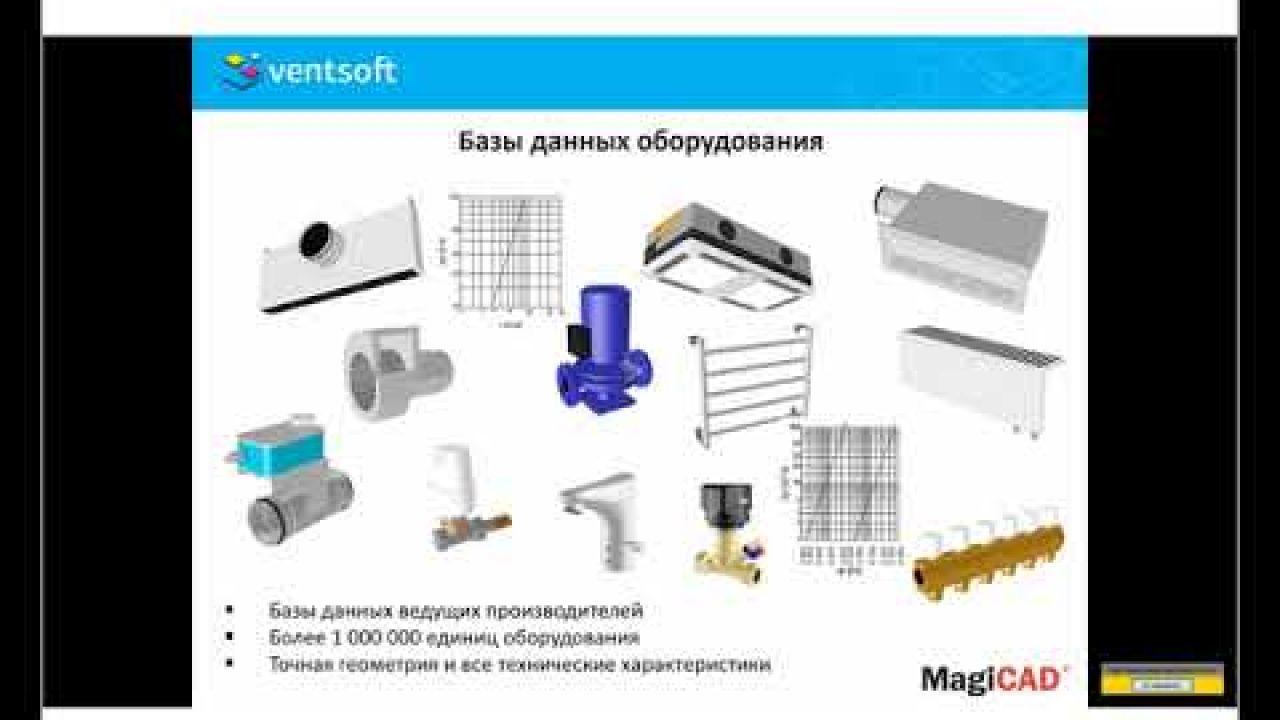 Коллеги рекомендую к просмотру, вебинар по информационному моделированию инженерных систем.